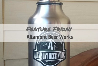 Altamont Beer Works Sticker