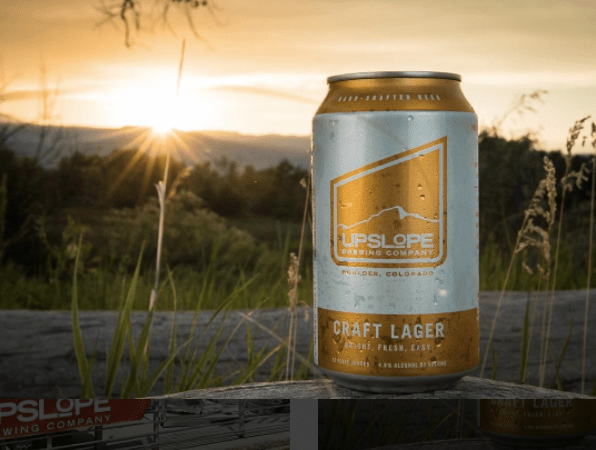 Photo from Upslope Brewing