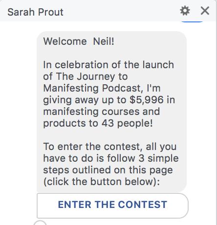 2. S Prout - Message
