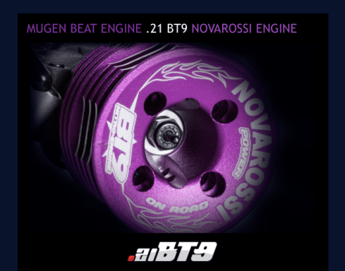 BT9 Engine