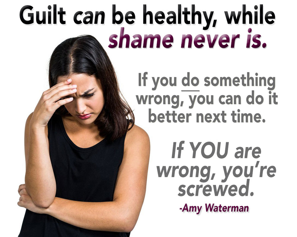 Do You Feel Guilty for Not Being a Good Enough Mother / Wife / Employee / Daughter?