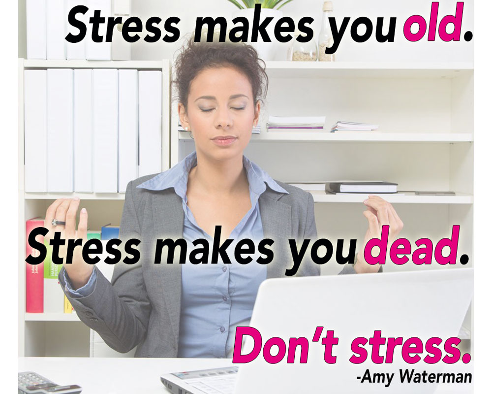 Stop Stressing and Start Relaxing
