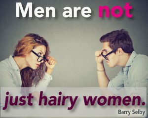 Why Men and Women are So Different with Barry Selby (Video)