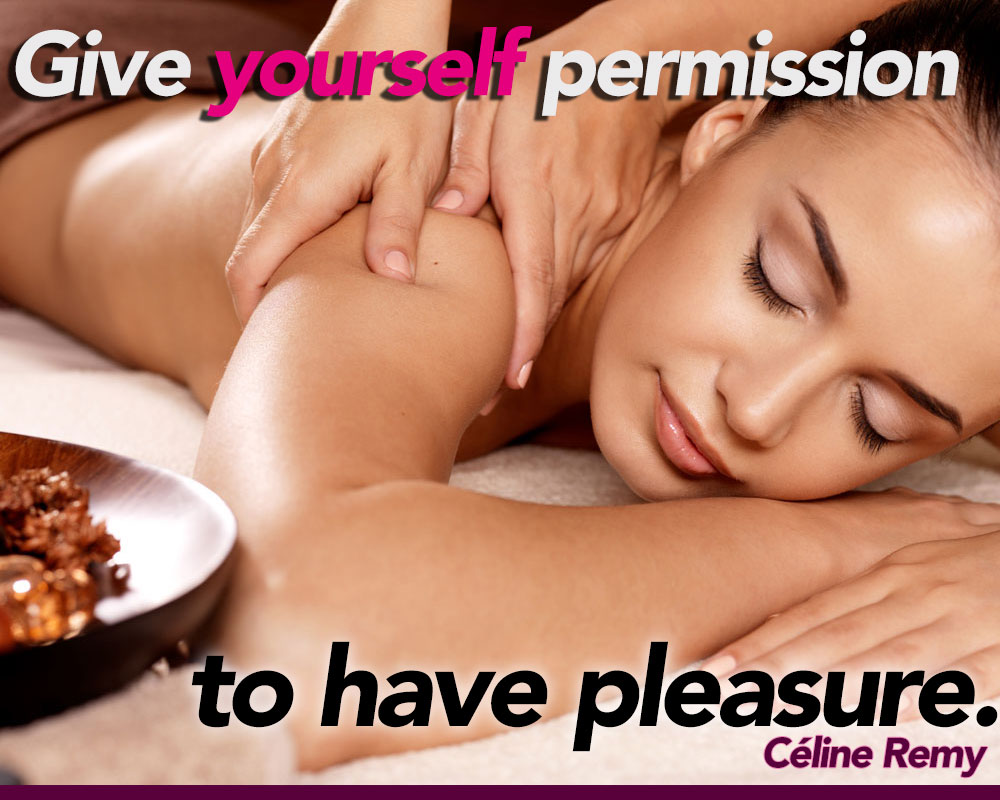 The Power of Pleasure with Céline Remy (Video)