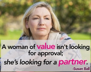 A woman of value