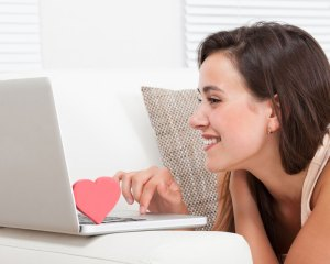 Falling in love online
