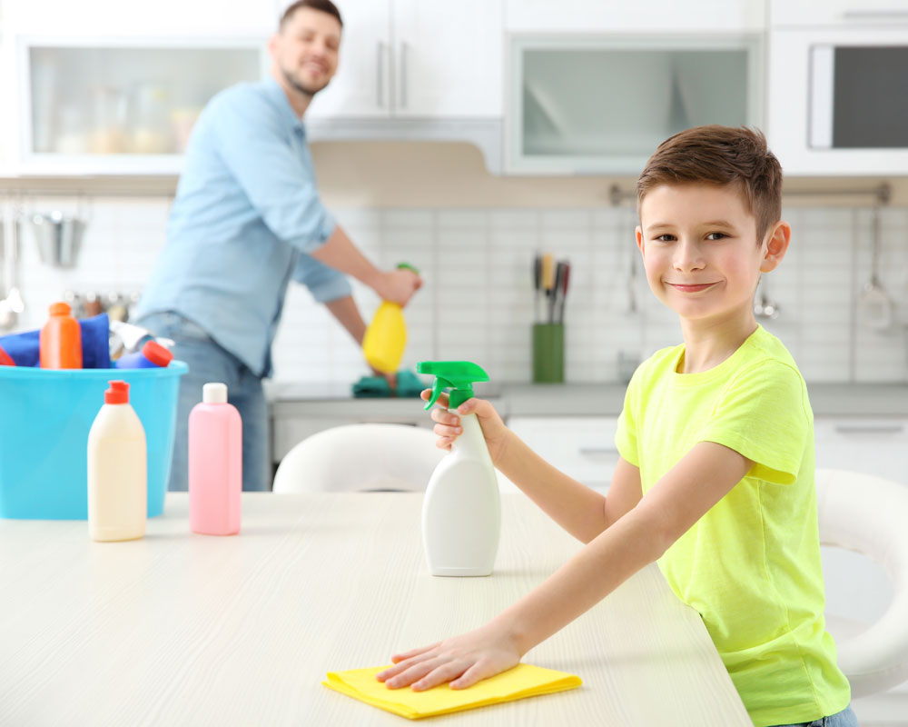 It's Time for Men to Stop Helping Women around the House