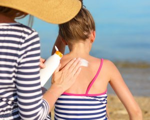 "Why One Mother Called Sunscreen ""Toxic Death Cream"""