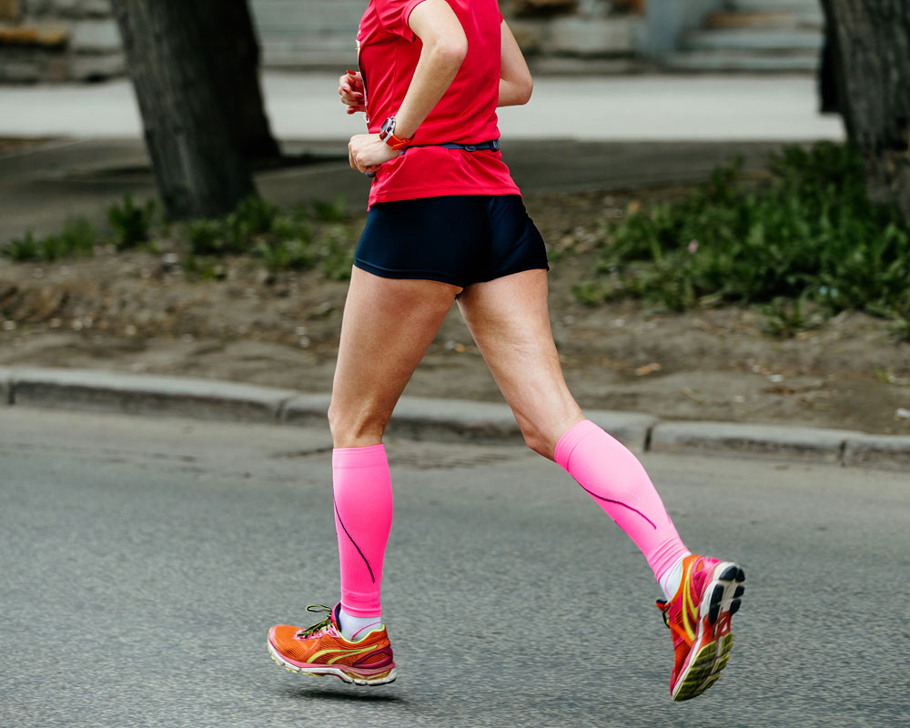 Why I Wear Compression Socks (And You Should, Too)