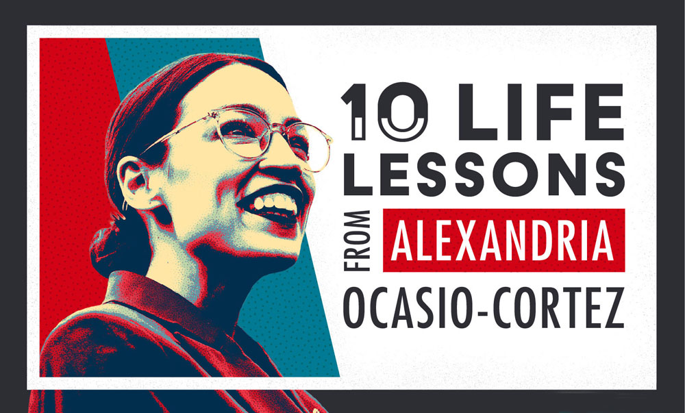 #BrilliantBabe: Congresswoman Alexandria Ocasio-Cortez