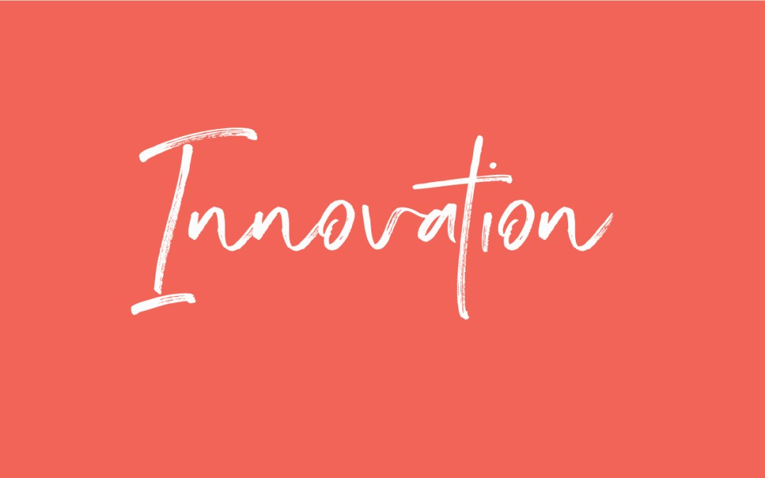 How Innovation personalities express on their website