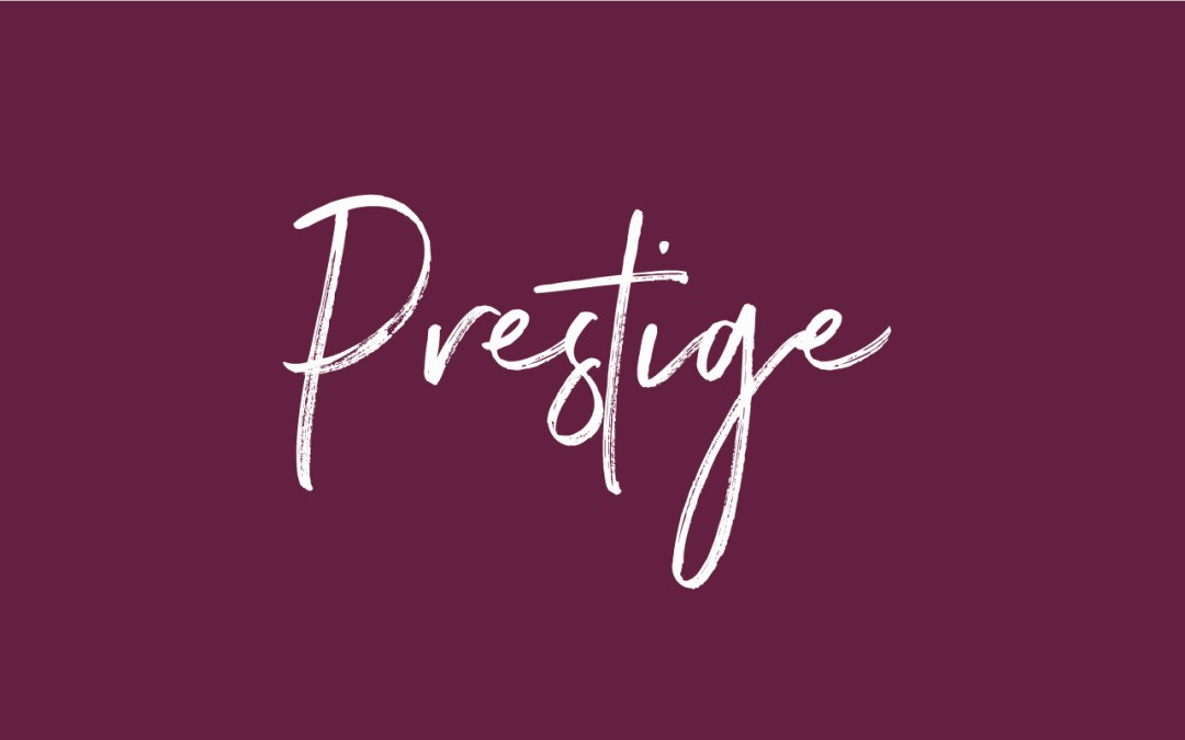 How Prestige personalities express on their website