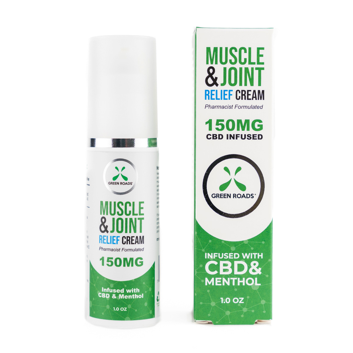 150 MG Relief Cream $30