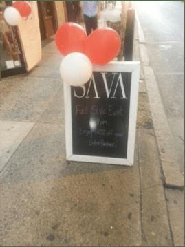 SA VA Fall Style Event