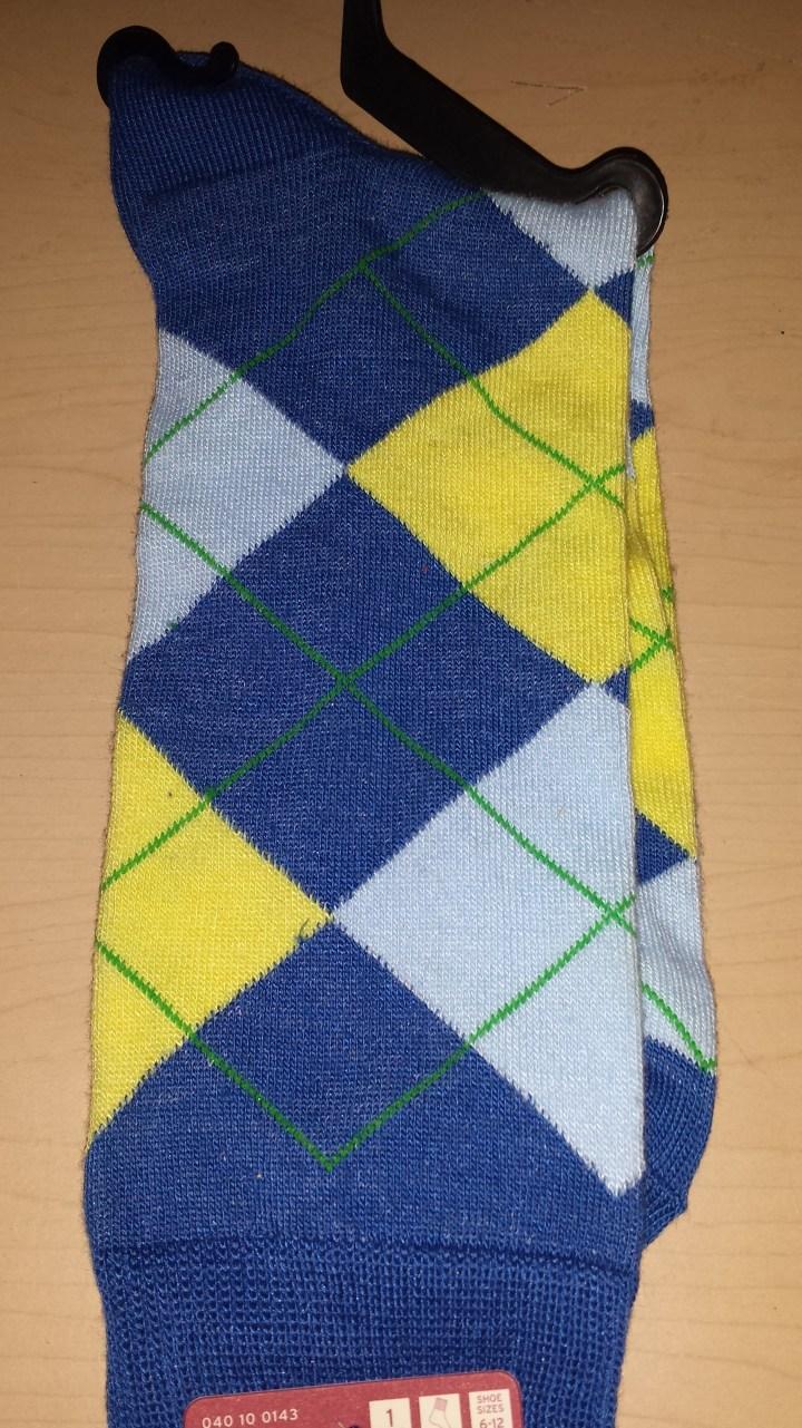 YCS (Men's) Guide to Spring: Sock Game