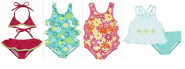 YCS (Kid's) Guide to Spring: Bathing Beauties