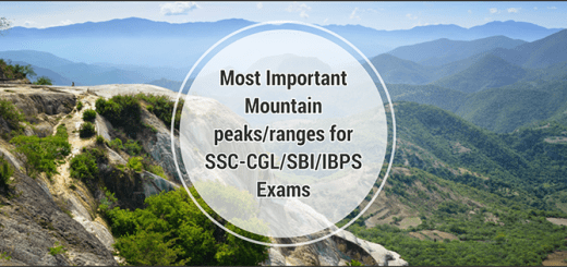highest mountain peaks