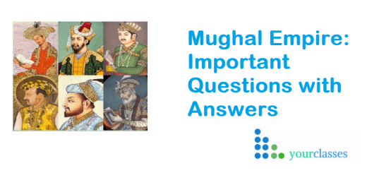 Mughal Empire Important Questions with Answers