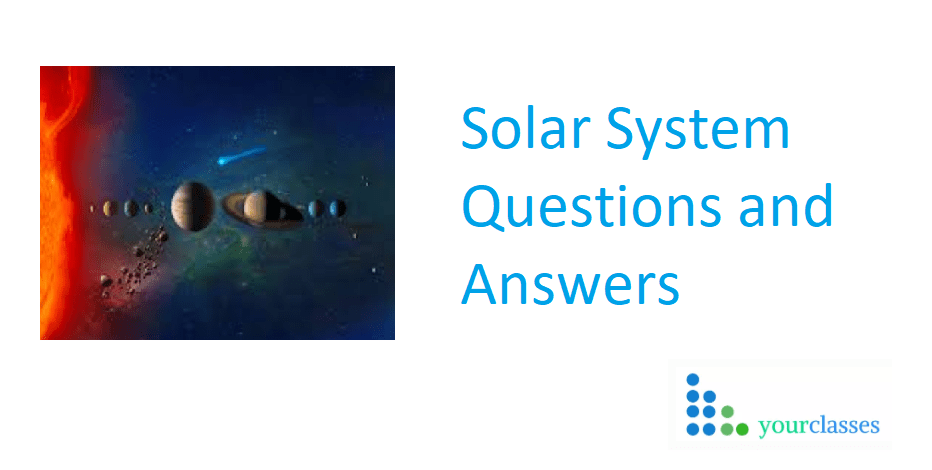 Latest Updated Gk Questions On Solar System With Answers 2020