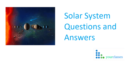 solar system mcq with answers pdf