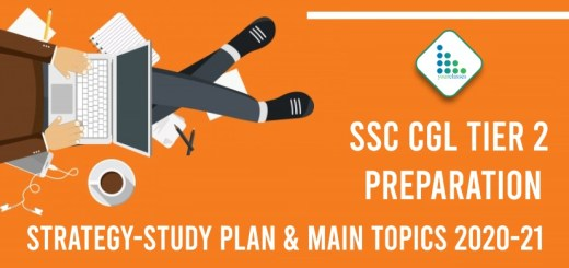 SSC CGL Tier 2 Preparation Strategy-Study Plan