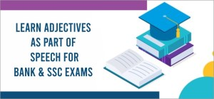 Learn as part of speach for bank &SSC Exam