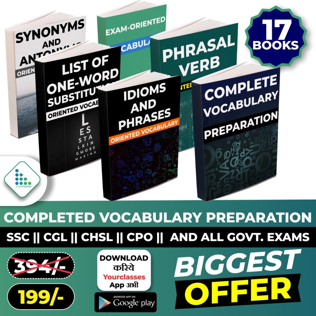 complete vocabulary book