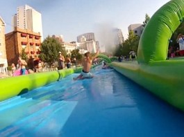 Slip and Slide Free