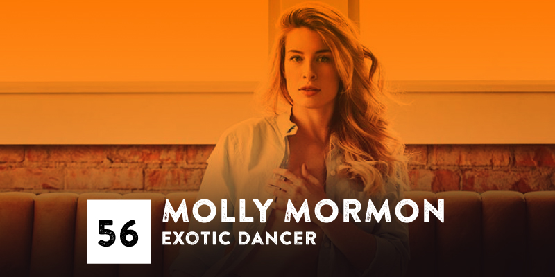 """PODCAST 056: """"Molly The Stripper"""""""