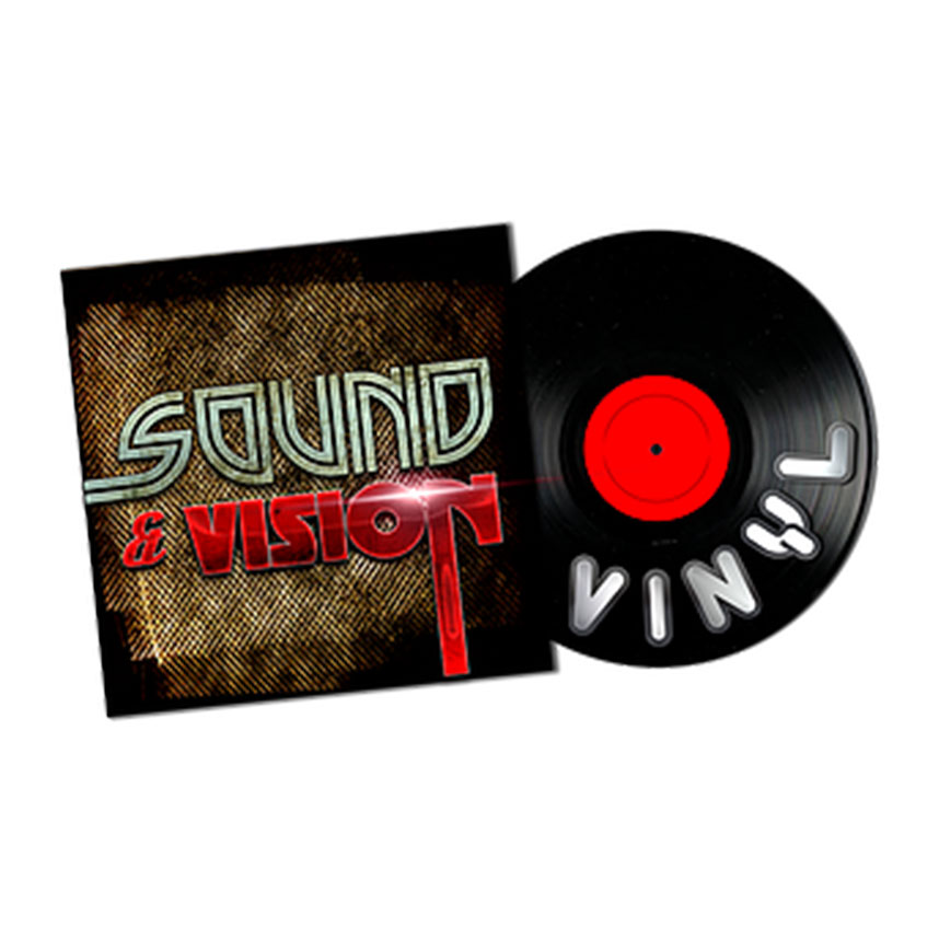 SOUND & VISION VINYL