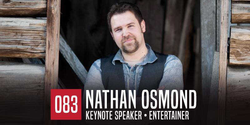 """PODCAST 083: """"Nathan Osmond"""""""