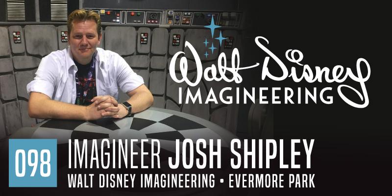 "PODCAST 098: ""Josh Shipley"""