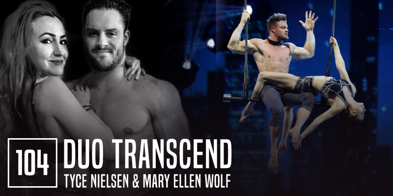"PODCAST 104: ""Duo Transcend"""