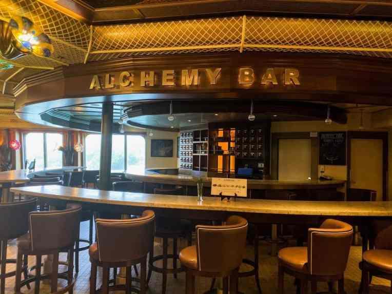 The Alchemy Bar