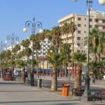 Larnaca Finikoudes by Taxi
