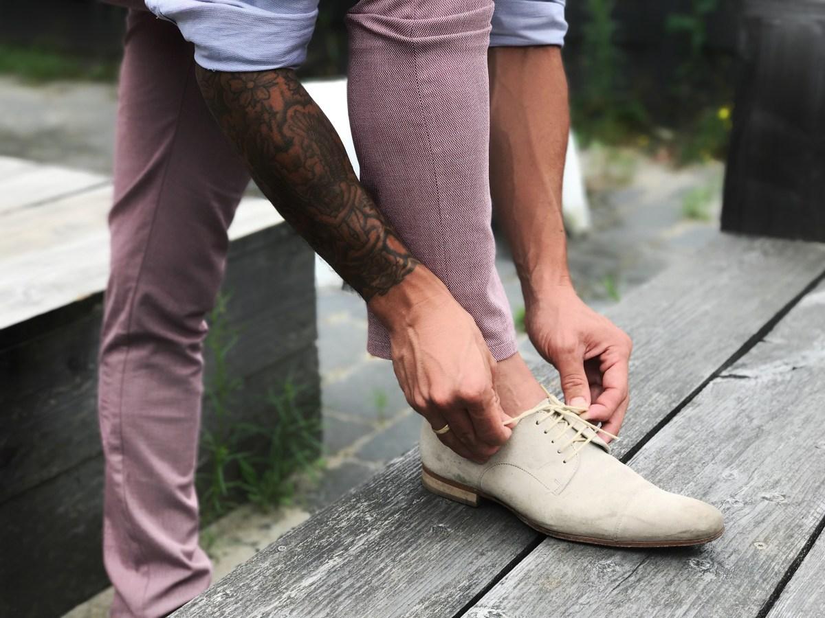 schoenen terry