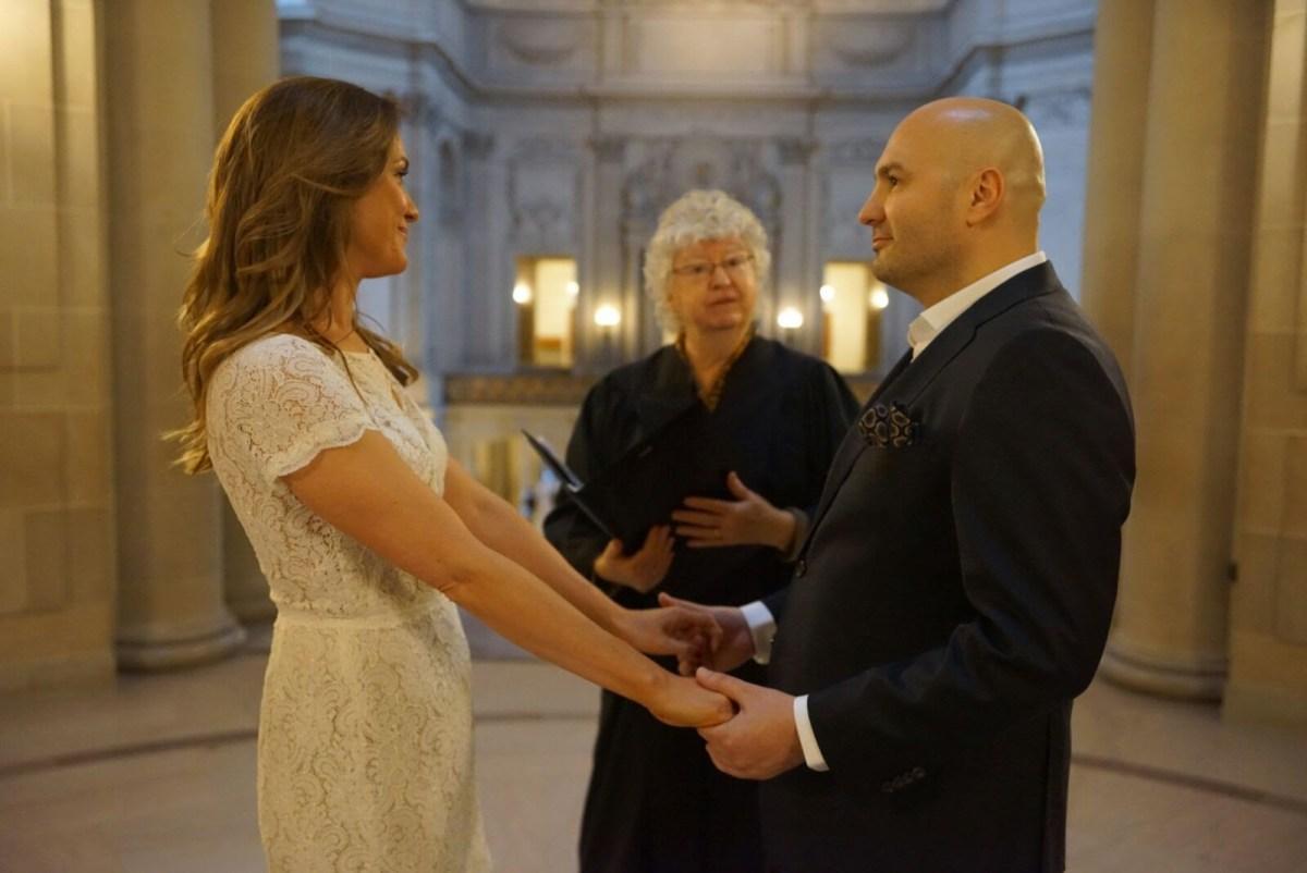 Lisette getrouwd