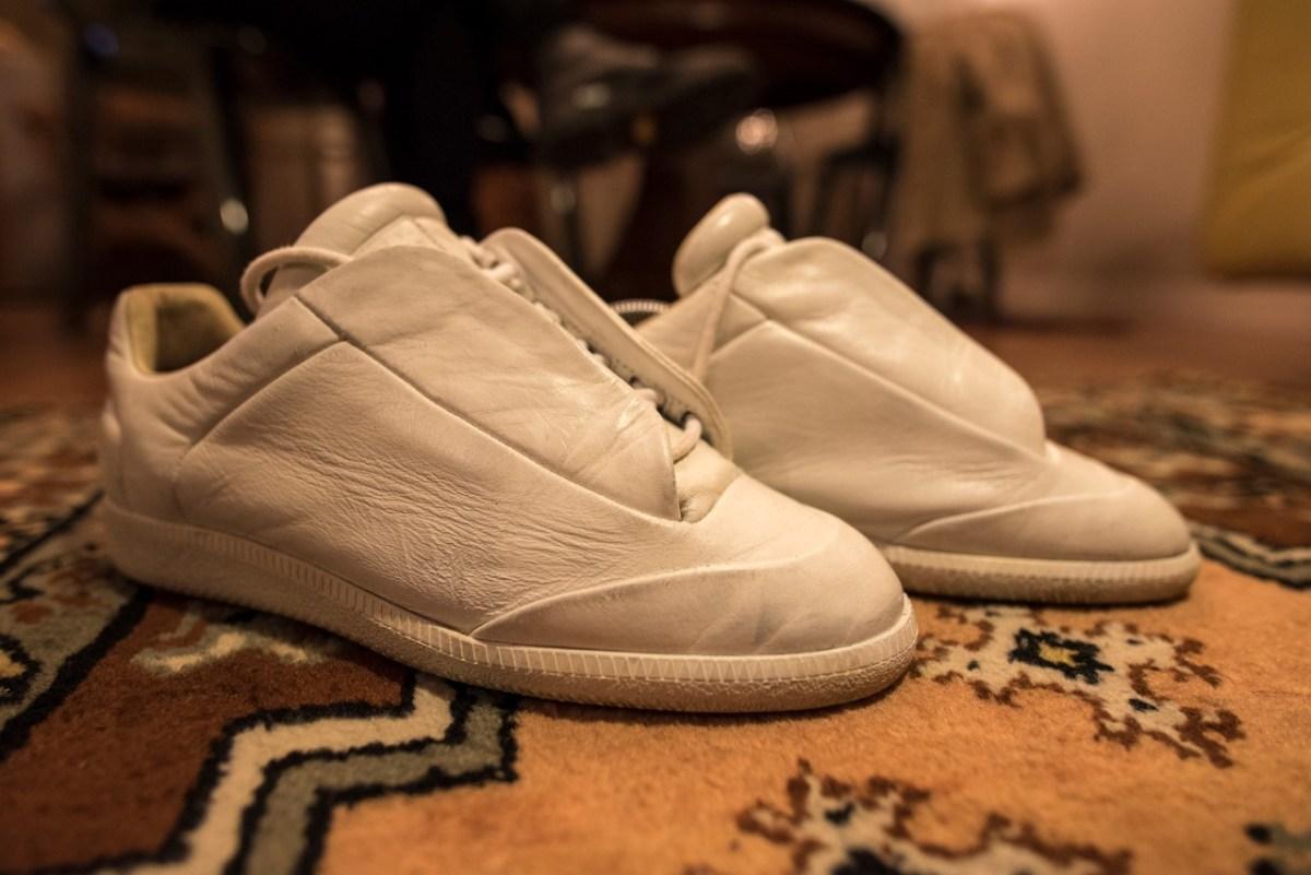 Favoriete schoenen