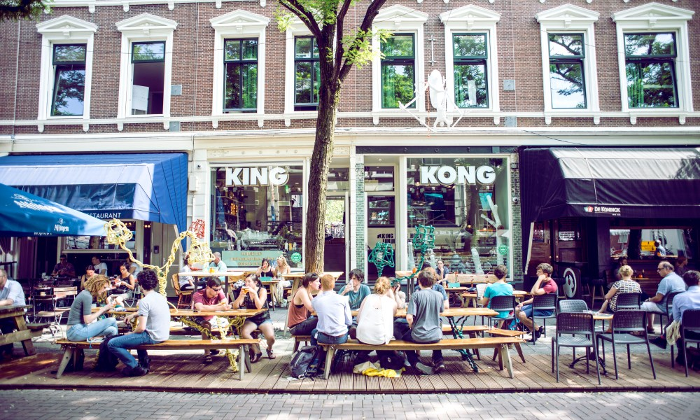 king kong hostel1