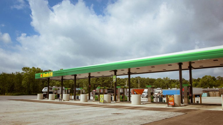 Gas Prices End 2020 Much Lower than 2019