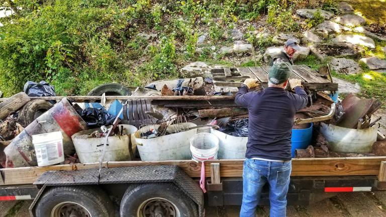 12th Annual Allegheny River Clean-Up a Success Despite Restrictions