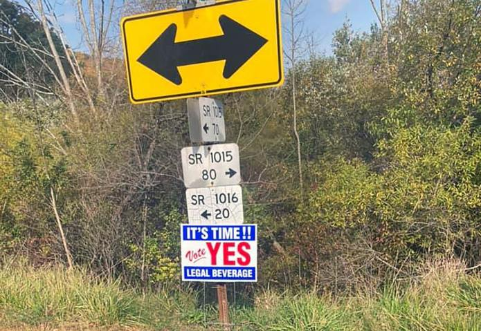 Raise Your Glass: Pine Grove Township Moves from 'Dry' to 'Wet'