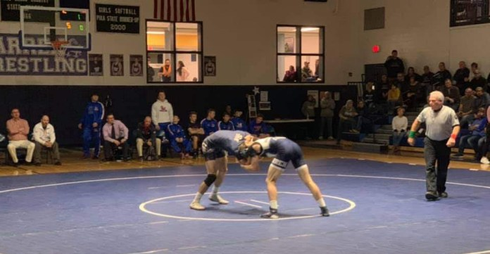 District 10 Wrestling Team Preview Capsules Powered by Luton's Plumbing, Heating, and Air Conditioning