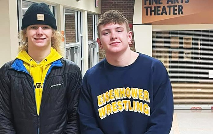 Ike's Headman, Black; Youngsville's Clough Heading to Regionals