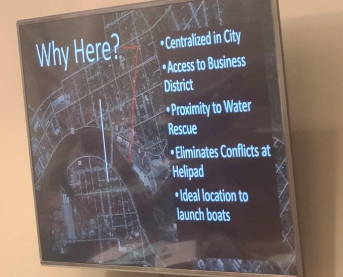 Boat Launch Presentation