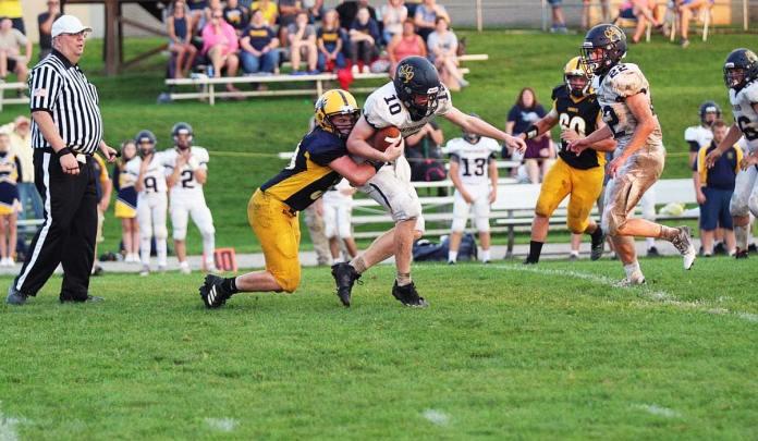 Mike Beaver sack