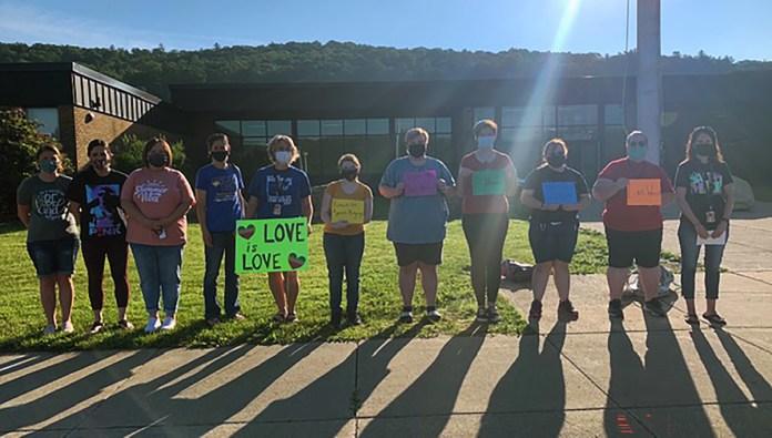 LGBTQ support club