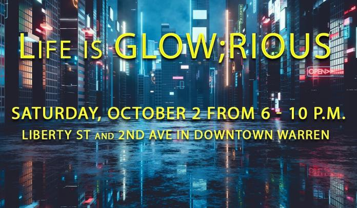Life is Glow;rious