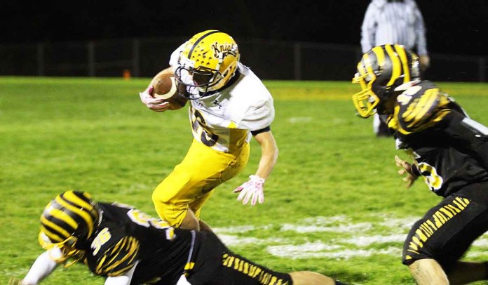 Trick-AND-Treat: Trick Play Helps Lead Knights to Crucial Win at Maplewood