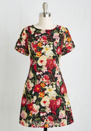 Sleeved floral